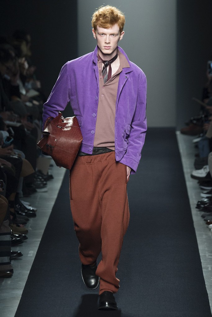 FW15 Milan Bottega Veneta002_Linus Wordemann(VOGUE)