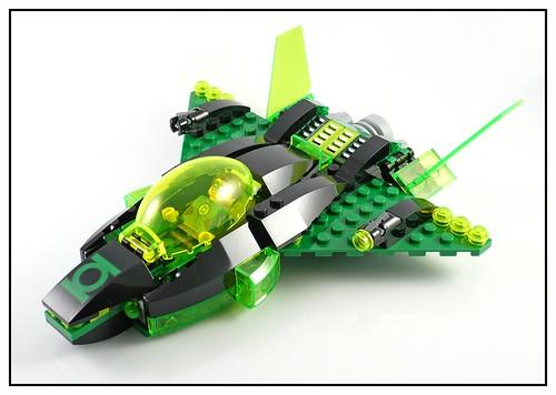 LEGO DC Super Heroes 76025 Green Lantern vs. Sinestro 04