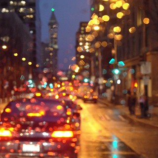 Seattle in the rain. #seattle #smithtower#streetphotography #travelphotography#raindrops#cityscenes#seattle#downtown