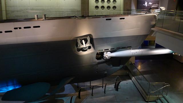 U 505: Torpedoabschuss