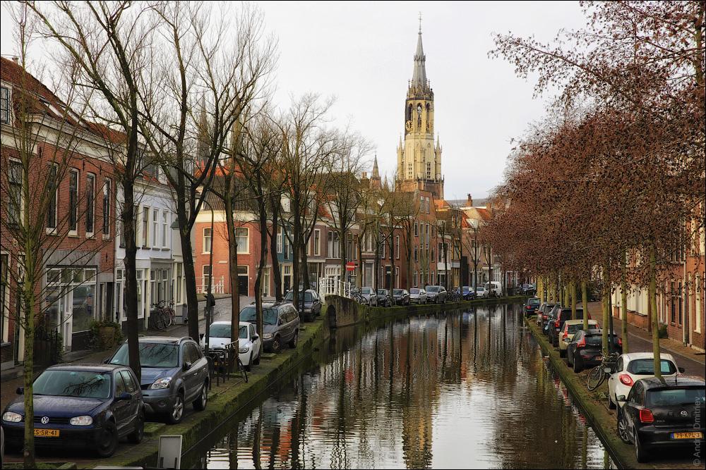 Делфт, Голландия