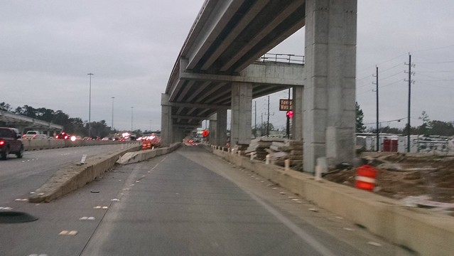Ramp from SH 99 East to IH 45 North (123014)