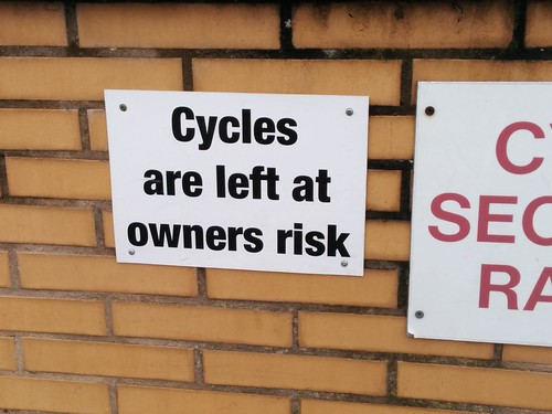 Owners' Risk