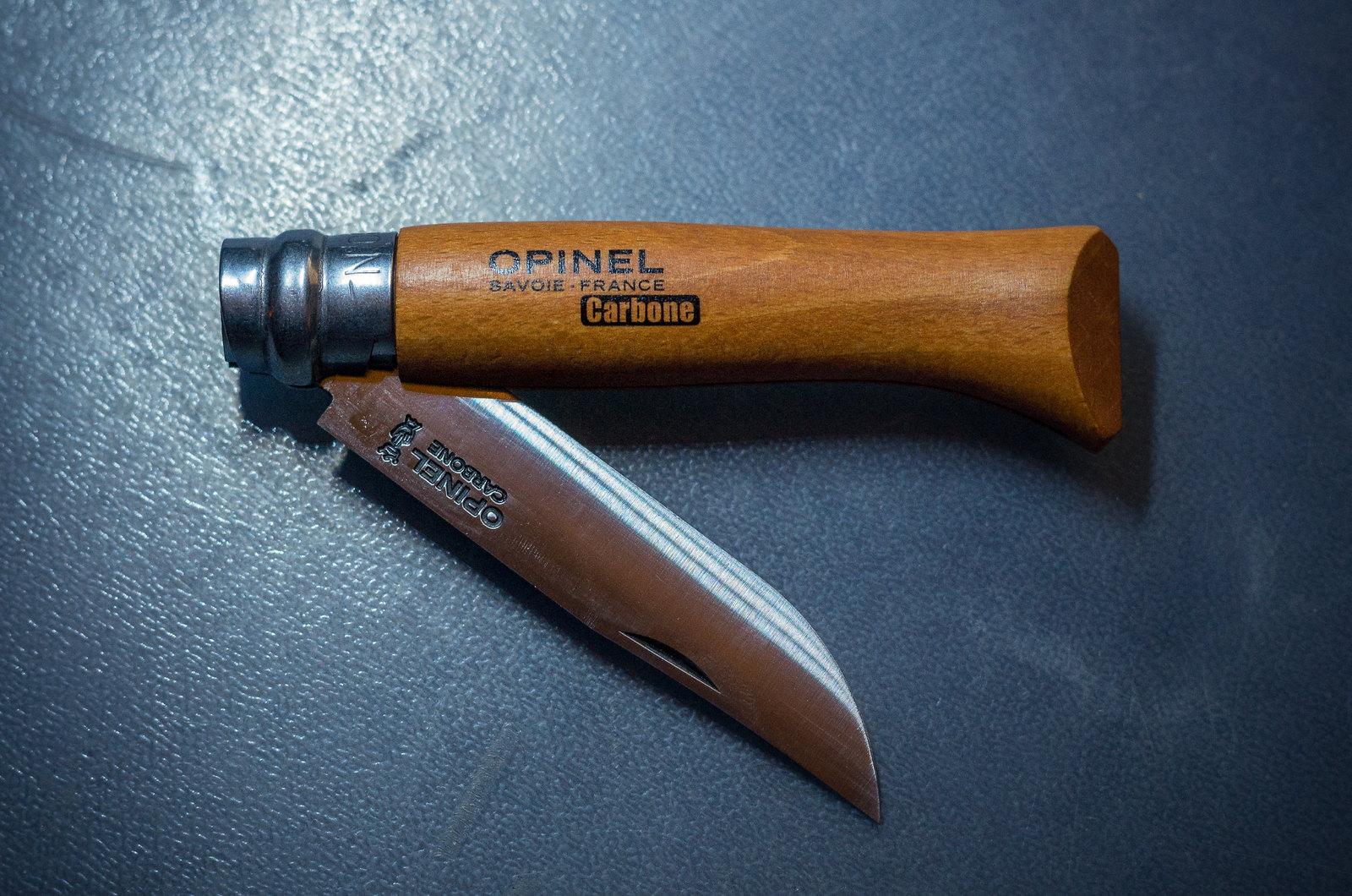 Нож Opinel №8