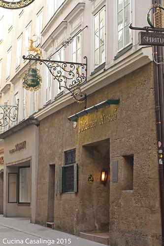 Goldener Hirsch Haus