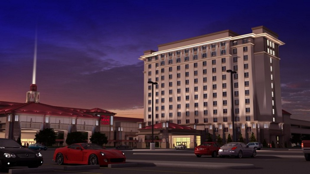 Firelake Grand Casino and Hotel