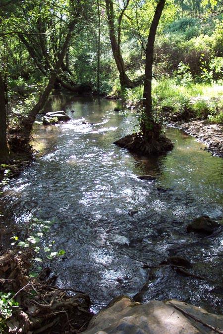 Río Huéznar. © Paco Bellido, 2006