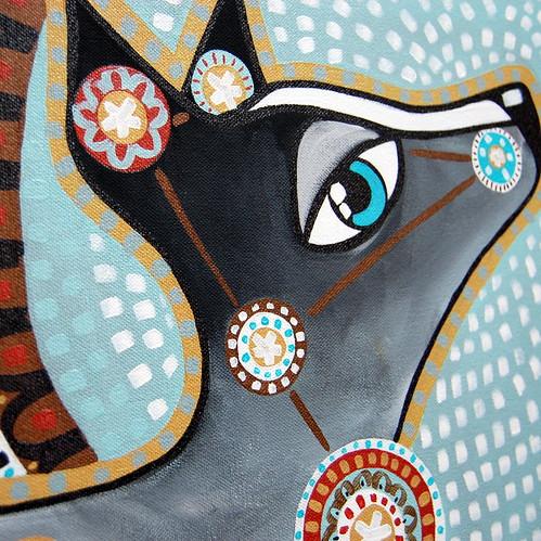 Laika: Modern Day Canis Major Detail