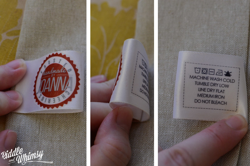Riddle and {Whimsy} Make your own labels