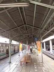 Kumagaya Station of Chichibu Railway 秩父鉄道熊谷駅