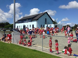 Castlehaven GAA Cúl Camp 2014