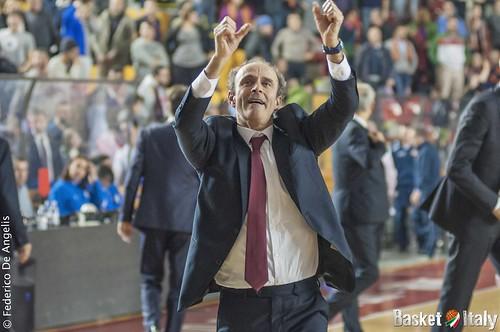 Consultinvest Pesaro, Coach Riccardo Paolini