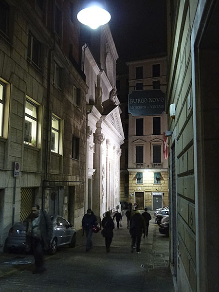 façade san siro