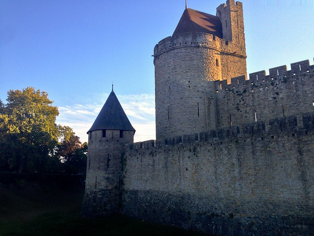 Fairytale Walls of Carcassonne