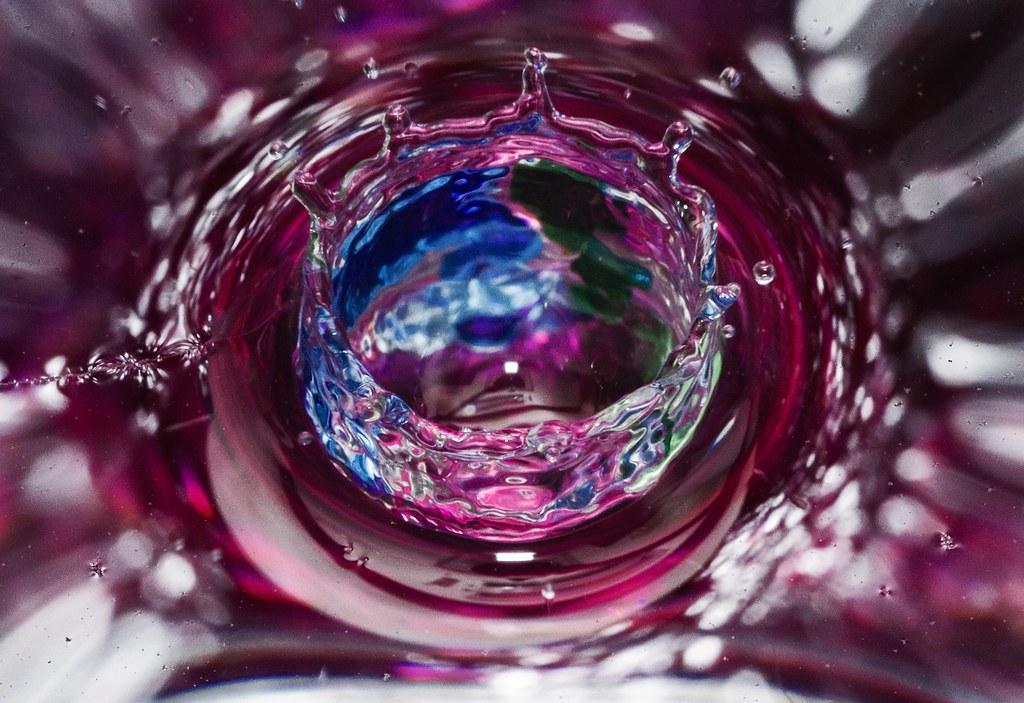 胡亂拍的水滴