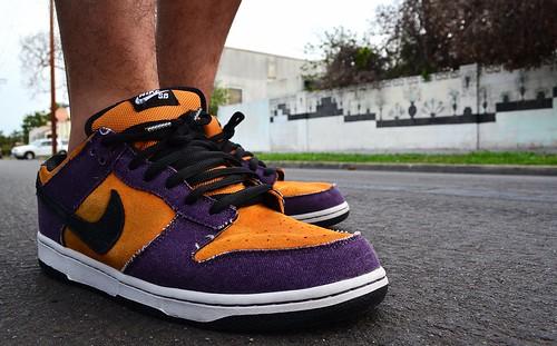 2008 Nike SB Goofy Boy Low Dunks