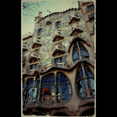 #gaudi enough said..