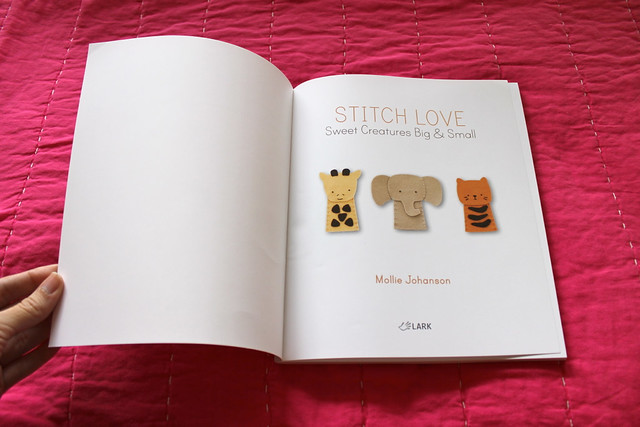 Stitch Love by Mollie Johanson