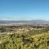 Desde el Pic de l'Àliga #canyelles a la derecha de Montserrat la zona del Puigmal y la izquierda El Cadí y Port del Compte