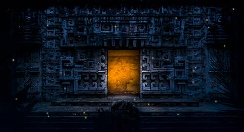 El templo de Chac