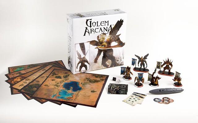 Golem Arcana Base Set