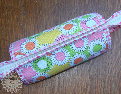 Touch of Spring- cosmetic bag (outside)