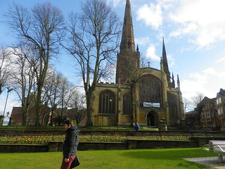 Holy Trinity Church Coventry.