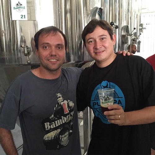 Alexandre Bazzo, dono da cervejaria Bamberg #beer #cerveja #craftbeer #bamberg #sommelier