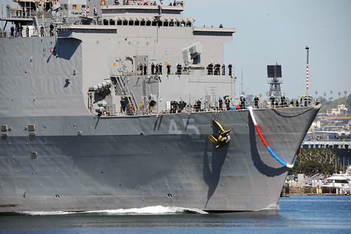 USS Makin Island ARG Returns from Deployment (Click here for more photos)