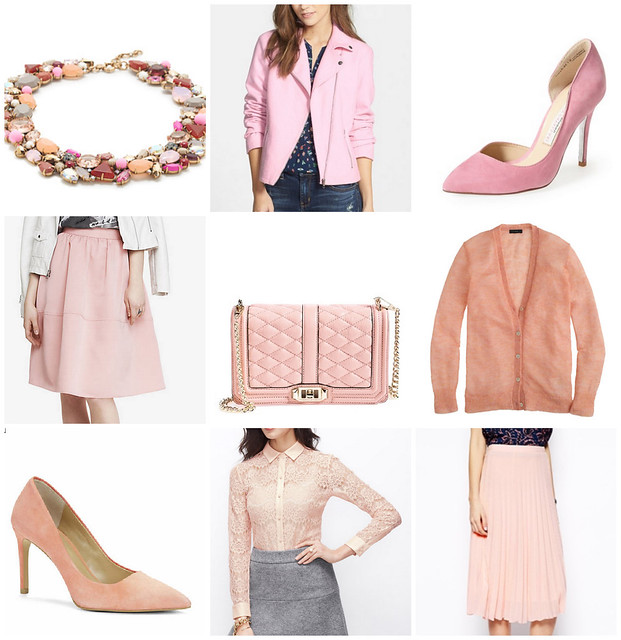 spring blush wishlist