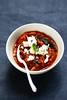 Risotto d'épeautre, tomate et feta