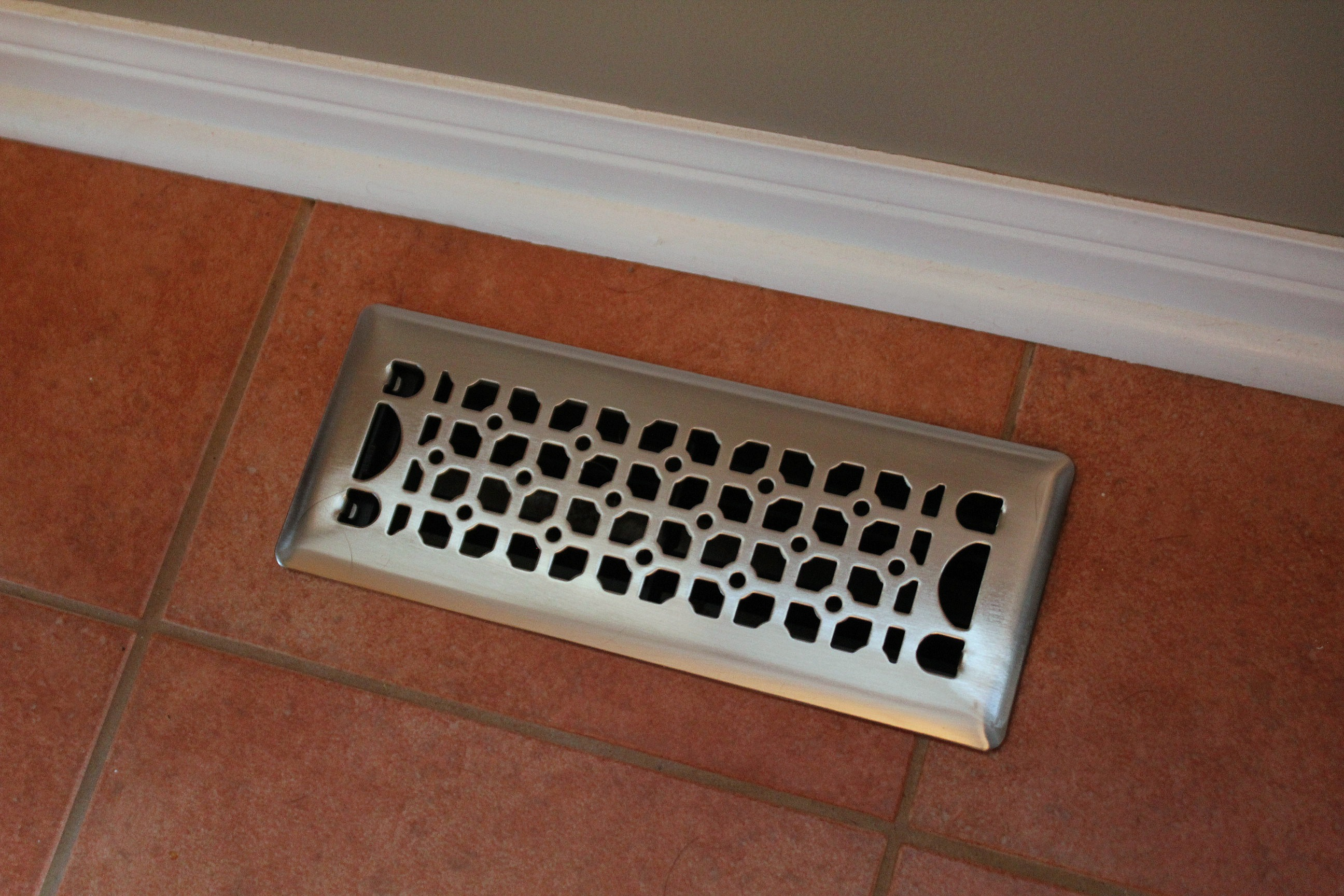 updated brushed nickel register floor cover