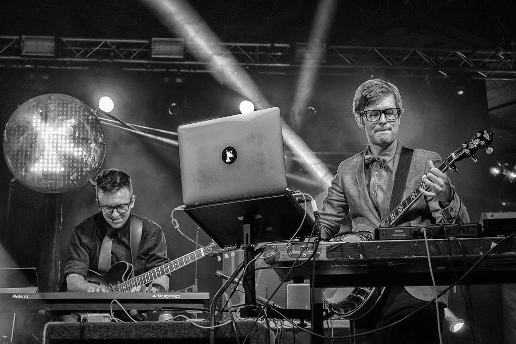 Public Service Broadcasting at the National Space Centre