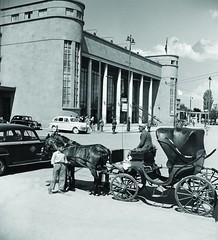 19 May Square, Ankara Railway Station, 1940s