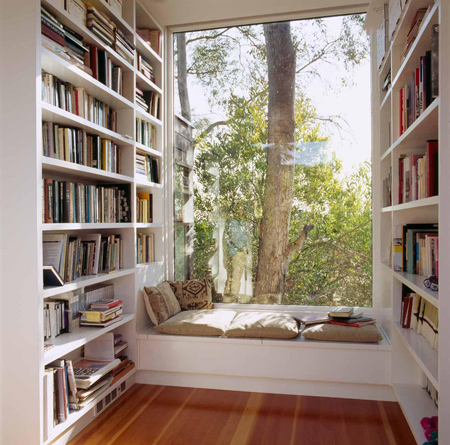 Góc thư giãn bên cửa sổ cuối tuần