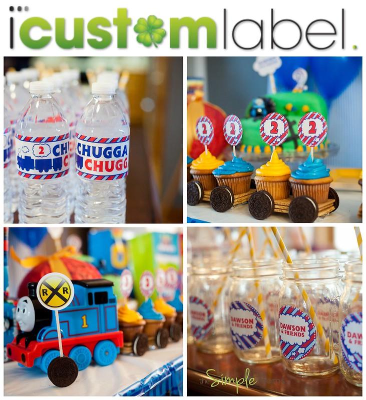 icustom label