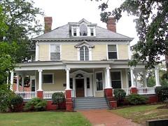 Lee House, 1899, Raleigh NC