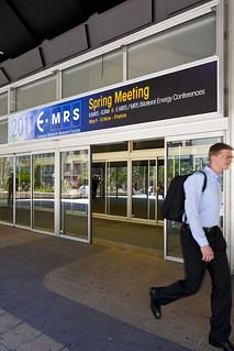 E-MRS 2011 Spring Meeting, Nice Acropolis, May 9-13, 2001