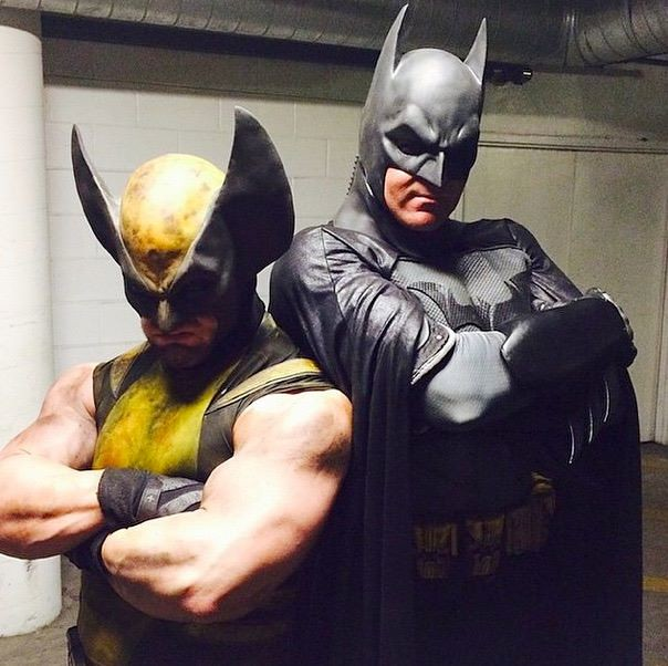 Batman versus
