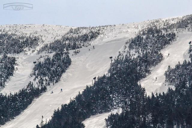 Saddleback snowpack