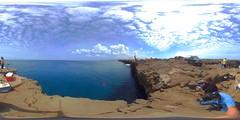 Ka Lae South Point  - a 360° Equirectangular VR