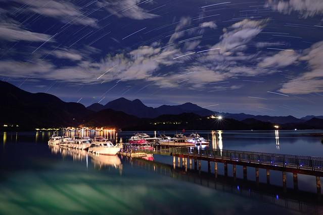 Sun Moon Lake 明潭星軌
