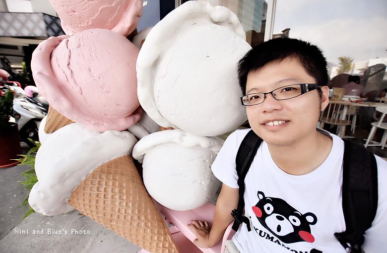 台中冰淇淋塔拉朵i'm talato草悟勤美20