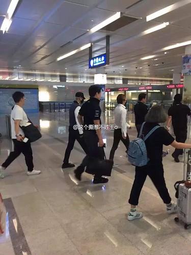 BIGBANG GDTOPDAE arrival Hangzhou 2015-08-25 108
