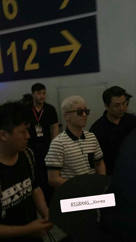 Big Bang - Guangzhou Airport - 01jun2015 - BIGBANG_Korea - 02