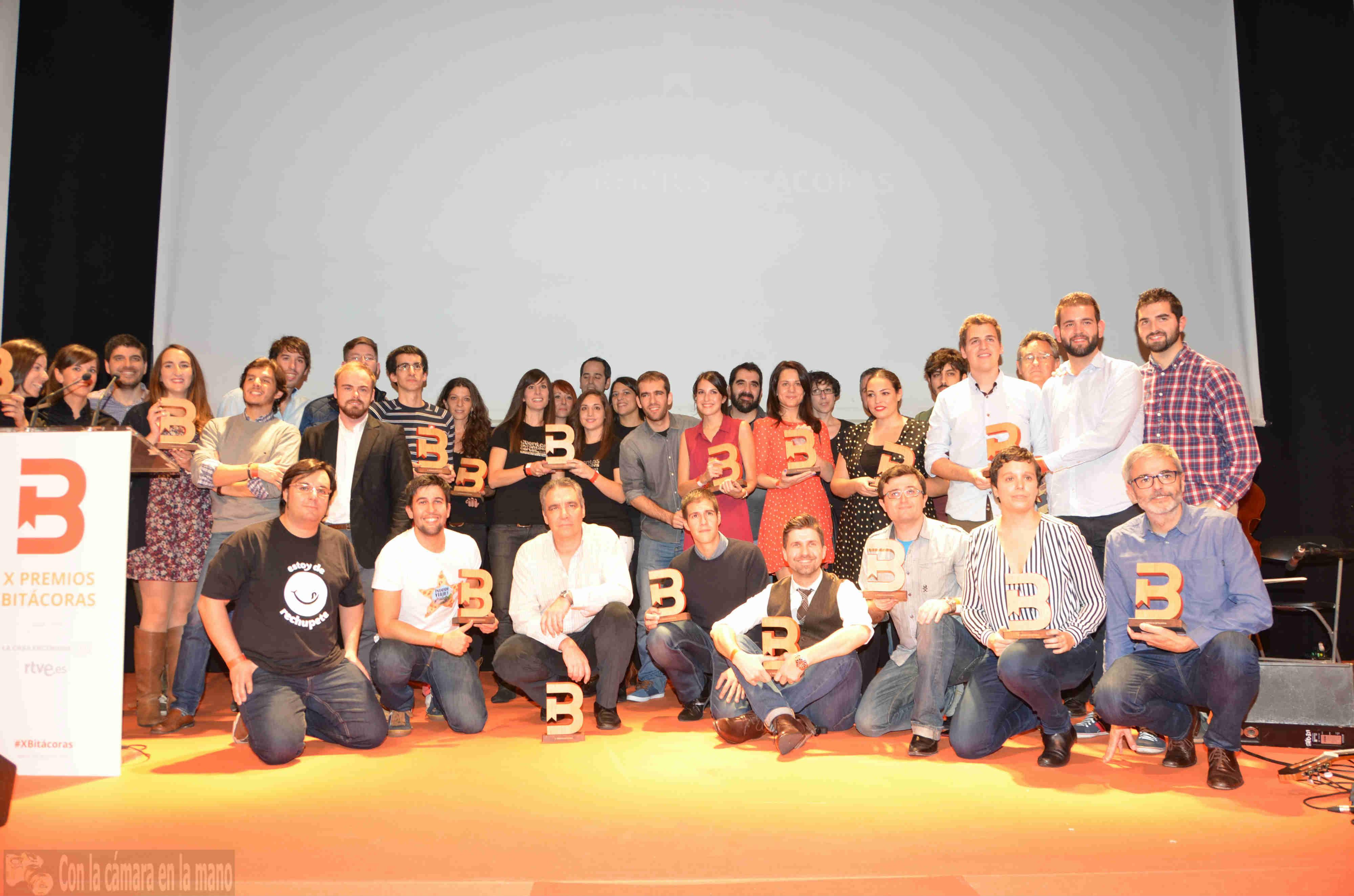 Gala X Premios Bitácoras #XBitácoras