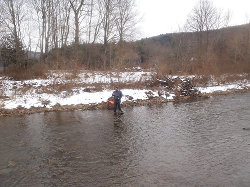 snow fieldwork hobo naturalgas freshwater waterquality sampling onset conductivity nontidal drbc