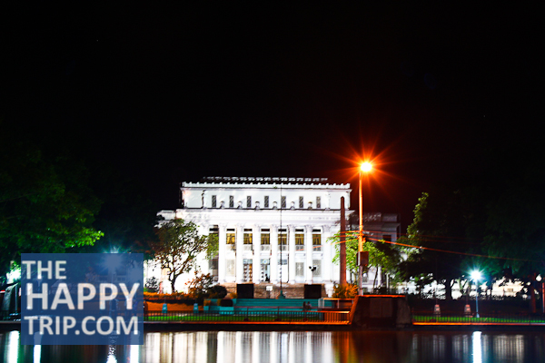 NEGROS OCCIDENTAL PROVINCIAL CAPITOL LAGOON AND PARK