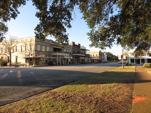 Goliad Town Square, Goliad, Texas