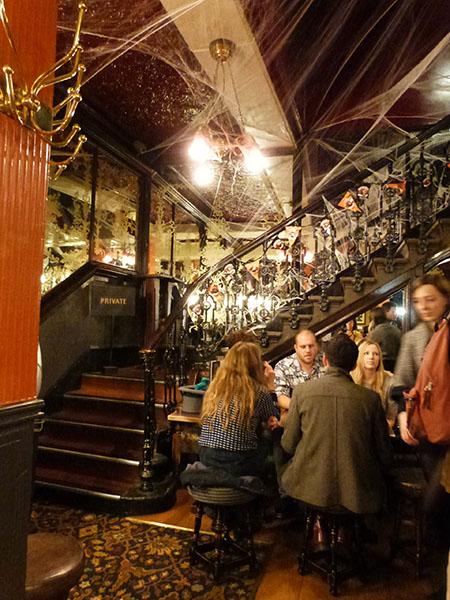 pub e of salisbury